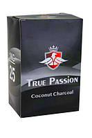 Уголь для кальяна True Passion