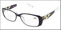 Готовые очки для коррекции зрения. Женская оправа. От +1.00 до +4.50.