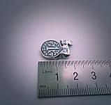 Сувенир Серебряный Кошельковая Мышка, фото 3