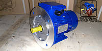 Электродвигатели  АИР71А4У2 0,55 кВт 1500 об/мин фланец - лапа В35, фото 1