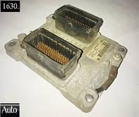 Электронный блок управления (ЭБУ) Opel Corsa C 1.2 16V 00-05г (Z12XE)