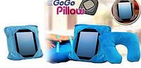 Подушка для планшета и для сна «Go Go Pillow» 3в1 D1009