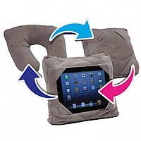 Подушка с подставкой «Go Go Pillow» для планшета
