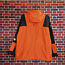 Куртка Supreme x The North Face light orange, фото 2