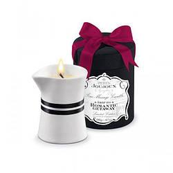 Массажная свечa Petits Joujoux - Romantic Getaway - Ginger Biscuit (190 г) роскошная упаковка