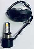 LED Мотолампа RTD (Мотоциклетная LED лампа головного света) 4400LM 40W, фото 2
