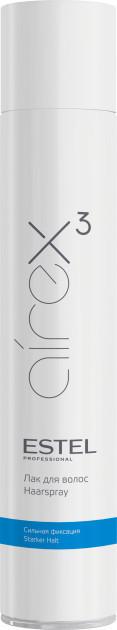 Лак для волос сильная фиксация AIREX, 100 мл