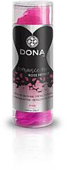 Декоративные лепестки розы DONA Rose Petals Pink, многоразовые, не вянут