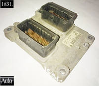 Электронный блок управления (ЭБУ) Opel Corsa C 1.0 01-03г (Z10XE)