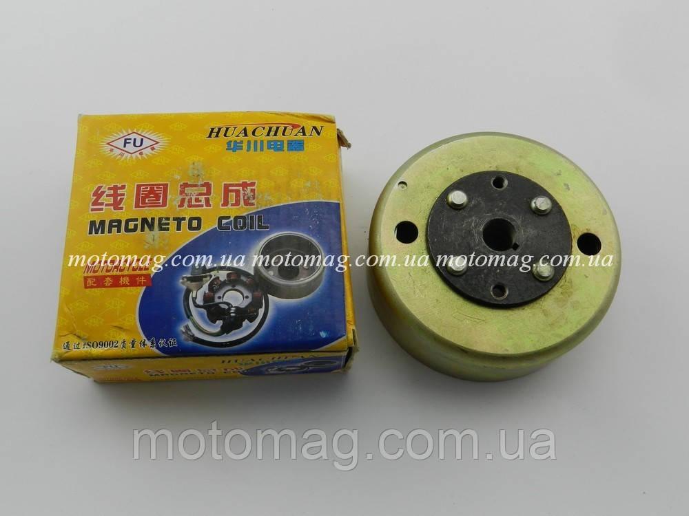 Магнит генератора Suzuki Address 50/ 100cc (под катушку с датчиком холла)