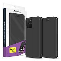 Чехол-книжка MakeFuture Flip для Samsung Galaxy S10 Lite SM-G770 Black (MCP-SS10LBK)