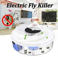Ловушка для насекомых / Электрическая мухоловка USB Electric Fly Trap MOSQUITOES