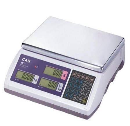 Весы торговые CAS-ER-Plus E (6 кг), фото 2