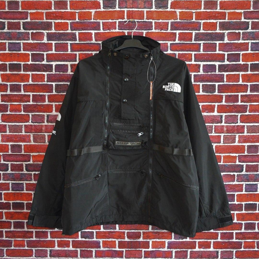 Куртка Supreme x The North Face SteepTech Black