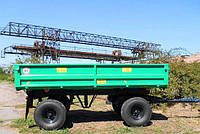 Самосвальный тракторный прицеп ПСТ-6 к МТЗ