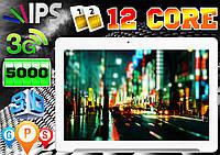 Железный планшет телефон Lenovo MAX, 12 ядер, 10'', 4Gb/64Gb, GPS, 2 sim, чехол + 2 года гарантия, фото 1