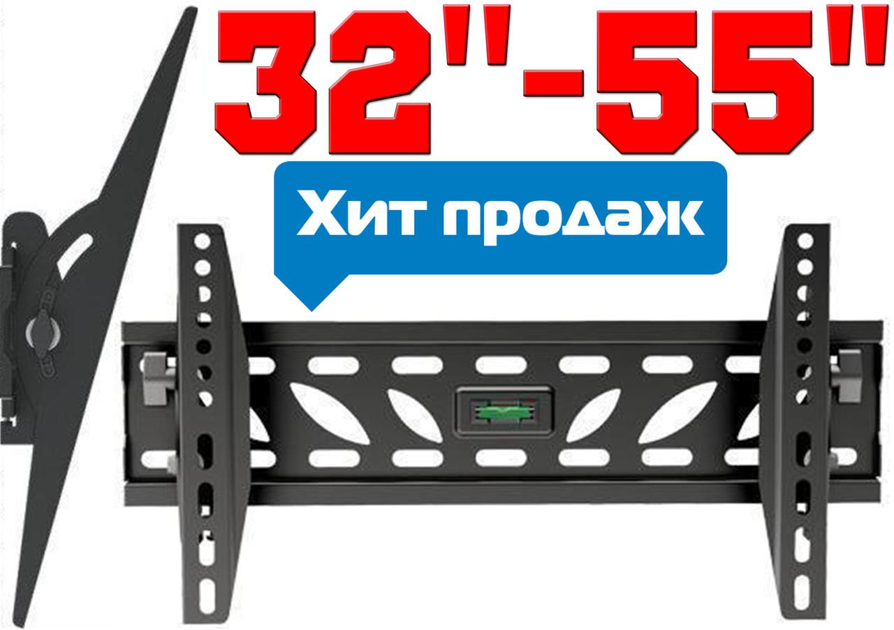 Крепление 32-55'', кронштейн для телевизора на стену. Подвес универсальный