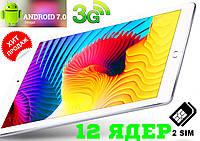 Железный планшет телефон ASUS 10M, 12 ядер, 10.1'', 4Gb RAM /32Gb Rom, GPS, 2 sim, фото 1