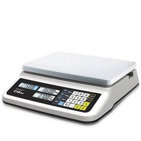 Весы торговые CAS PR-15 II B без стойки (6 кг), фото 2