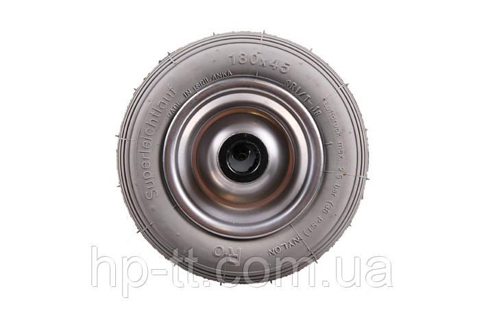 Ролик с пневматической шиной 260x85мм, 200кг, фото 2