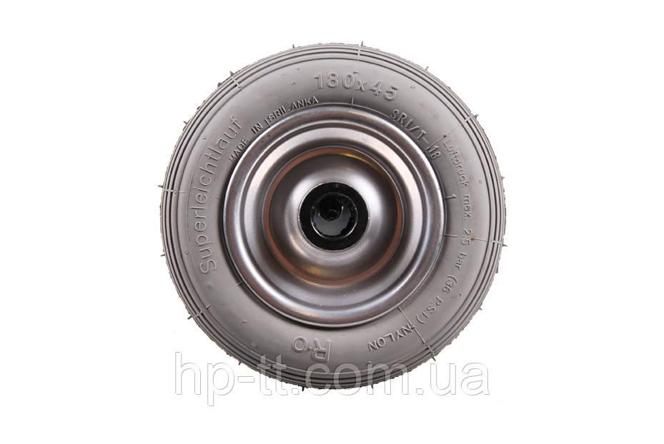 Ролик с пневматической шиной 260x 85мм, 200кг