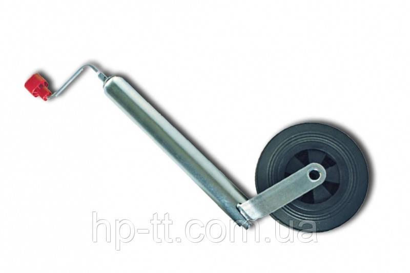 Опорное колесо AL-KO 150/90 кг пластик 48 мм 1222433