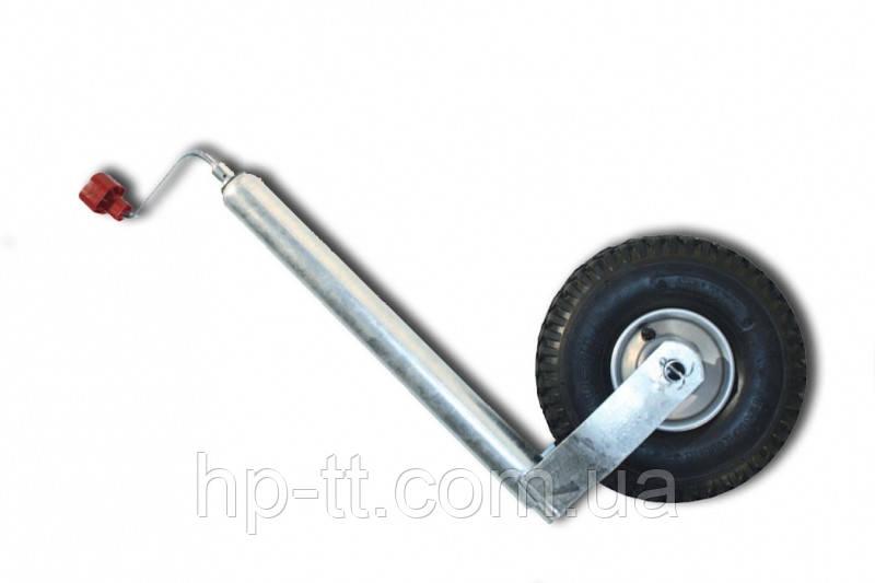 Опорное колесо AL-KO 250/120 кг с пневматической шиной 48 мм 1222438