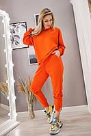 Женский спортивный костюм из трехнитки размеры 42-48