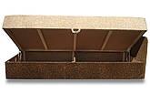 Диван Тахта Кровать  Альфа (Томас персик коричневый), фото 2