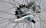 Колесо велосипедное «Водан» 28 дюймов. «Дорожное». Пара – переднее и заднее., фото 3
