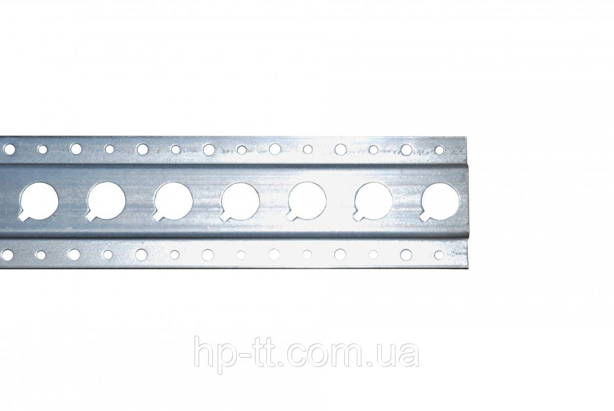 Крепежная рейка Bunte с круглым отверстием 22 мм 405640