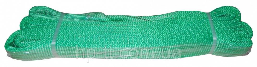 Стропа текстильная двухпетлевая 5м*60мм, 2000кг