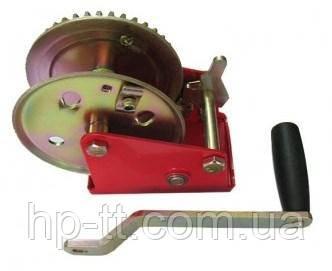 Лебедка Knott AutoFlex R без троса/фала 450 кг 6X0017.020