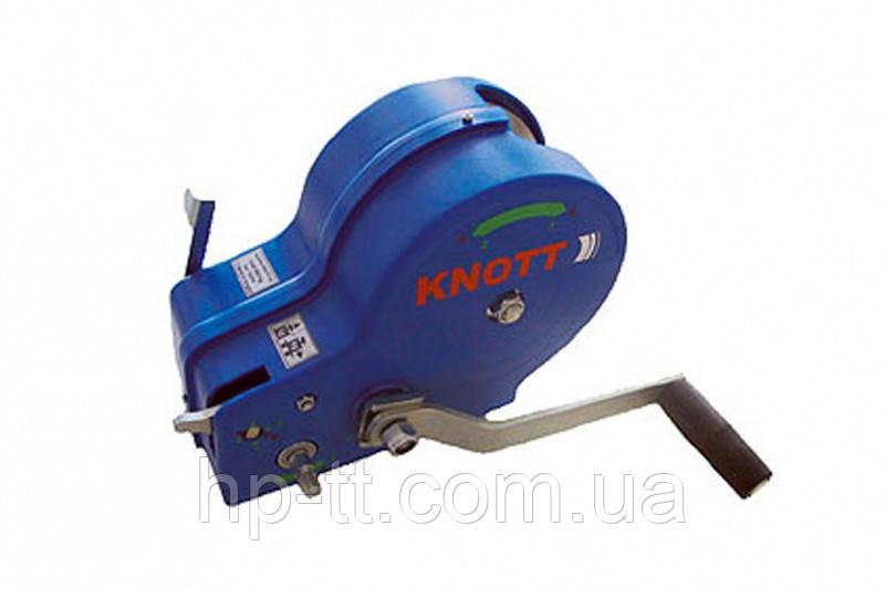 Лебедка Knott AutoFlex механическая 1575 кг 6X0017.026