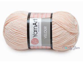 YarnArt Velour, Нежный персик №869