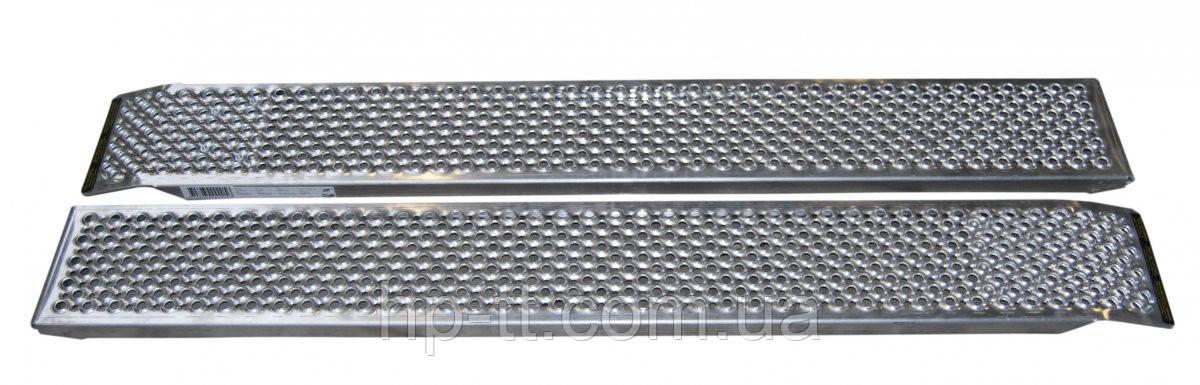 Рампа алюминиевая VERZION 2 х 200 кг 200 x 1500 мм комплект 2 шт 20660