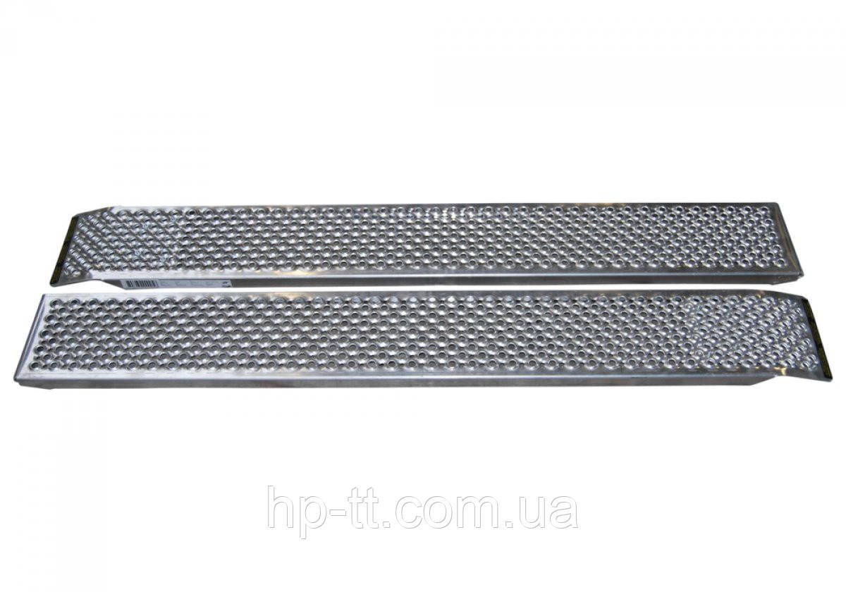 Рампа алюминиевая VERZION 2 х 500 кг 260 x 1500 мм комплект 2 шт 20662