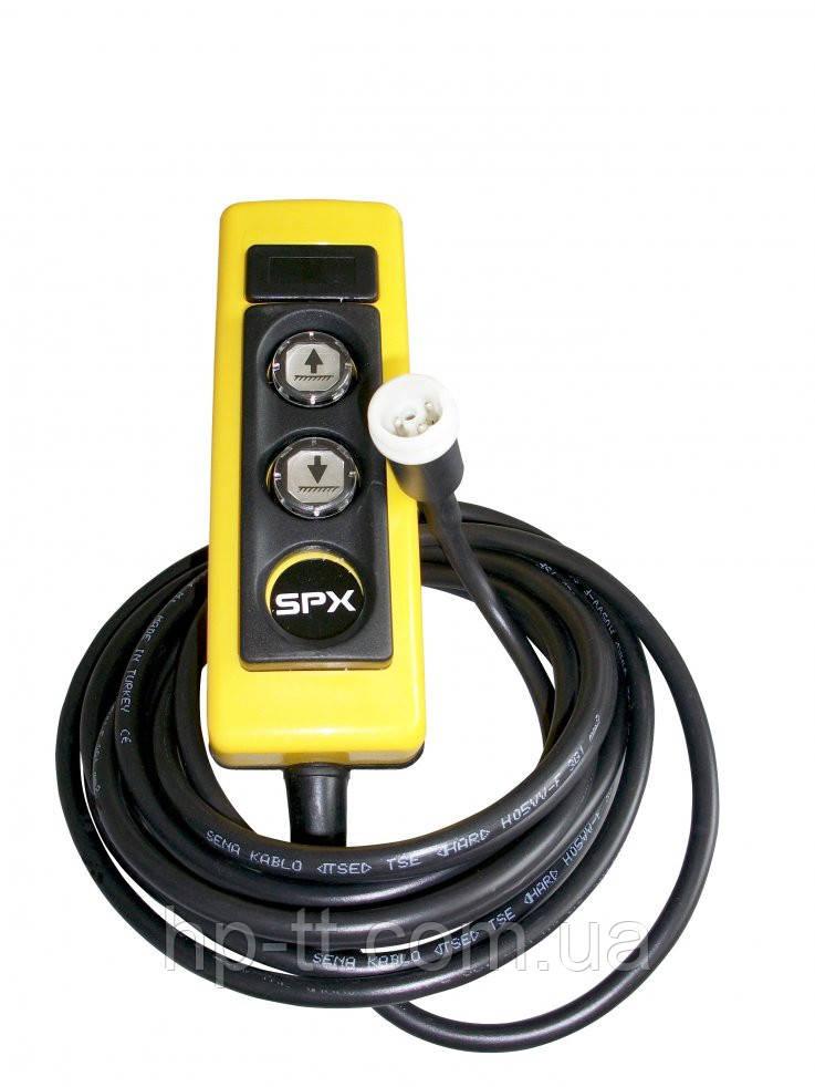 Пульт управления гидравликой, 4м кабель, без замка