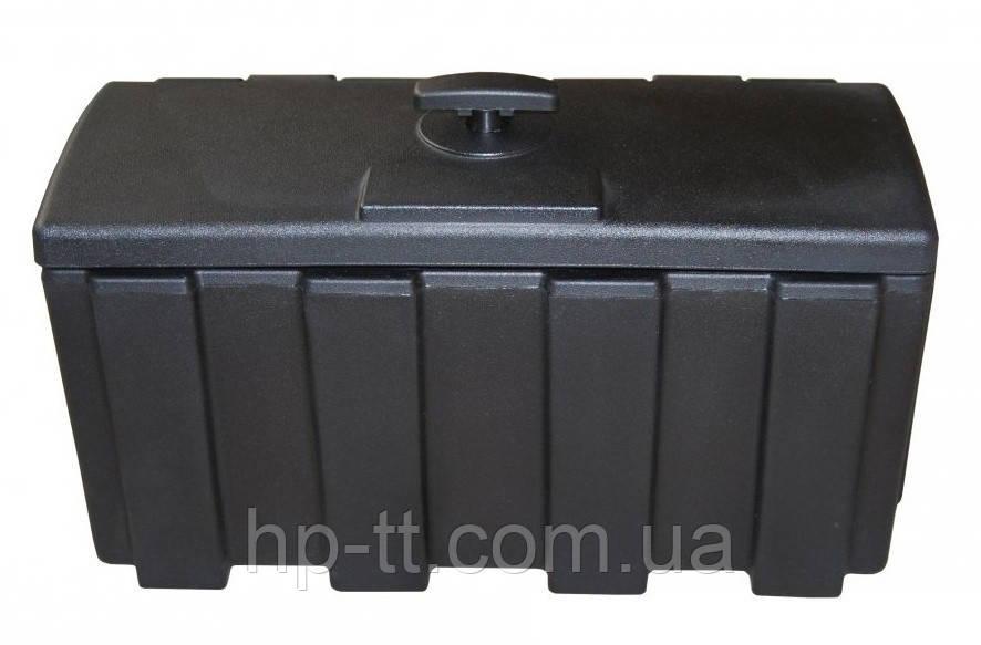 Многофункциональный ящик AL-KO, пластик, черный 425290A