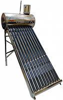 Солнечный коллектор сезонный безнапорный SolarX SXQG-150L-15 на 150 литров