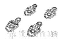 Петли для крепления груза в пол в кузове Acebikes D-Ring 4 Pack 20615