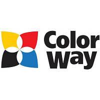 Расходный материал ColorWay 80ml 5 colors + шлейф БО (EE80-5)