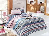 Двуспальный комплект постельного белья Бязь голд LINES 200*220 см. (11488-02_2.0LH)