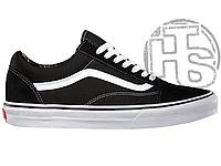 Женские кеды Vans Old Skool Black/White VN000D3HY28