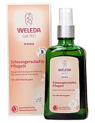 Масло для профилактики растяжек Веледа Weleda Schwangerschafts-Pflegeol