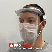 "Антивирусная защитная маска для лица ""PROMASK"", (PM-PLE-1) - от 100 шт"