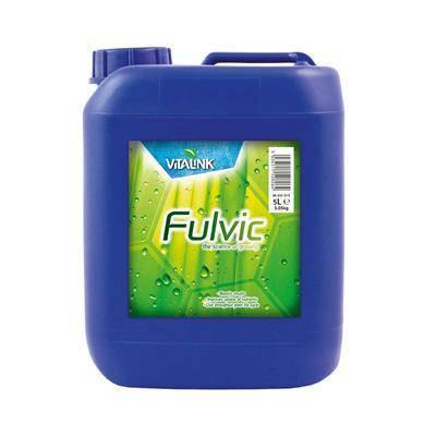 Стимулятор росту рослин VitaLink Fulvic 5л, фото 2