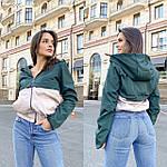 """Жіноча вітрівка """"Мароне""""  від СтильноМодно, фото 7"""