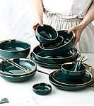 Из чего делают столовую посуду?