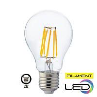 Светодиодная филаментная лампа  FILAMENT GLOBE 10W 2700К HOROZ